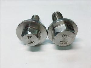 எண் 66-2205 அறுகோண flange bolts